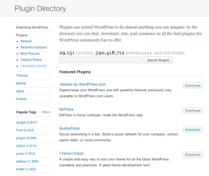 Check the WordPress Plugin Repository for many other plugins